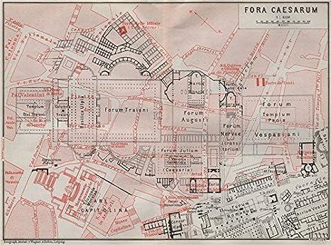 Caesars Forum Shops Map on