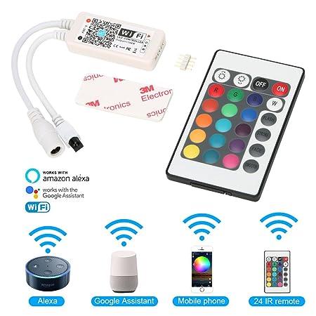 Review Urlitoy WiFi RGB Controller