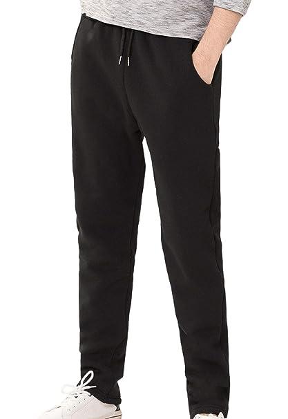exclusive shoes online retailer professional website Flygo Men's Athletic Jogger Track Pants Fleece Lined ...