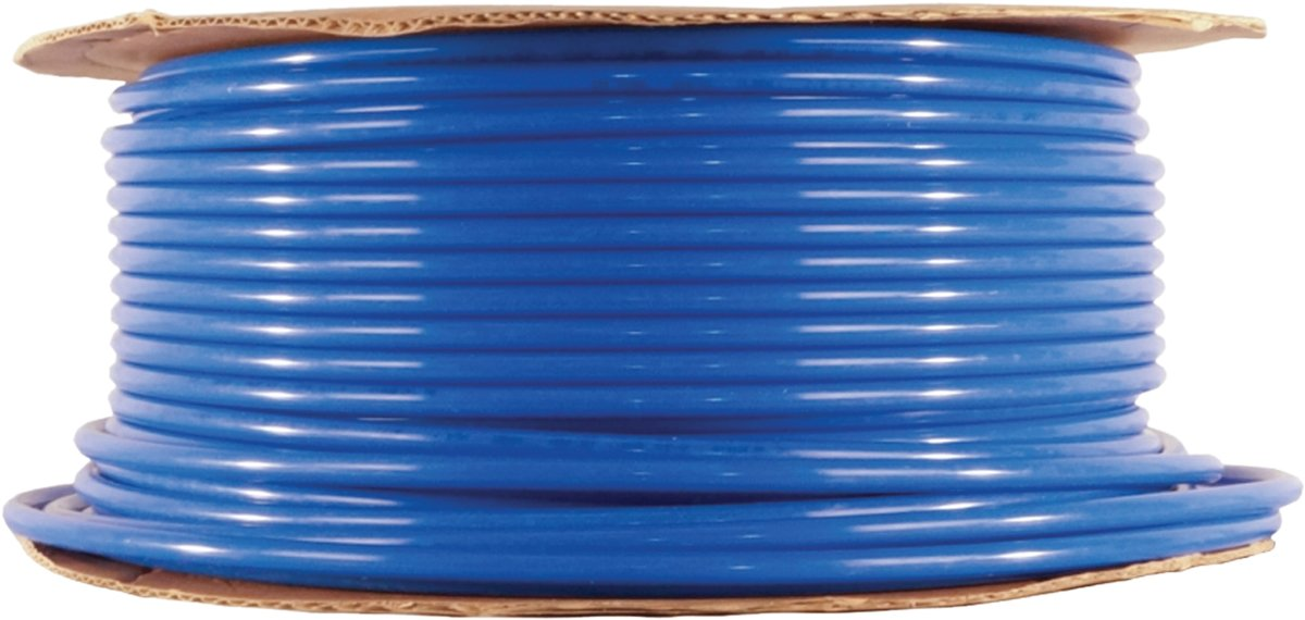 Hydro-Logic HLT38BL Tubing (500' Per Roll), 3/8'', Blue by HydroLogic