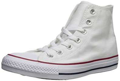 Mens Converse Chuck Taylor All Star High Top Sneakers (3.5 (Optical White c3b93908b