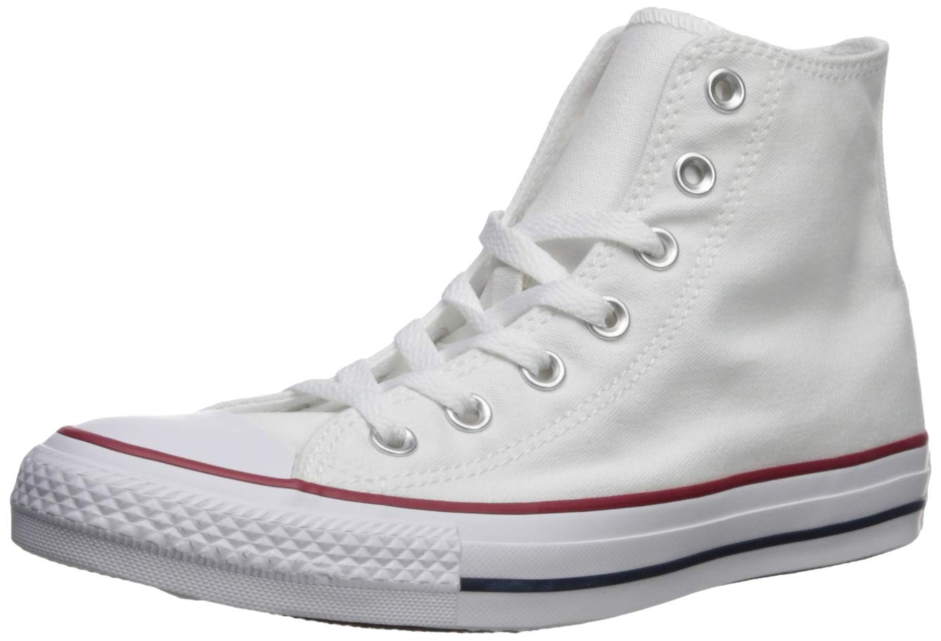 Converse Clothing & Apparel Chuck Taylor All Star High Top Sneaker Optical White 13 M US