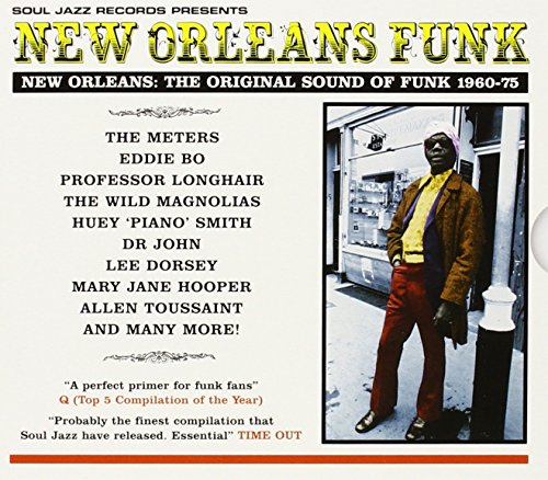 New Orleans Shopping (New Orleans Funk: Original Sound of Funk)