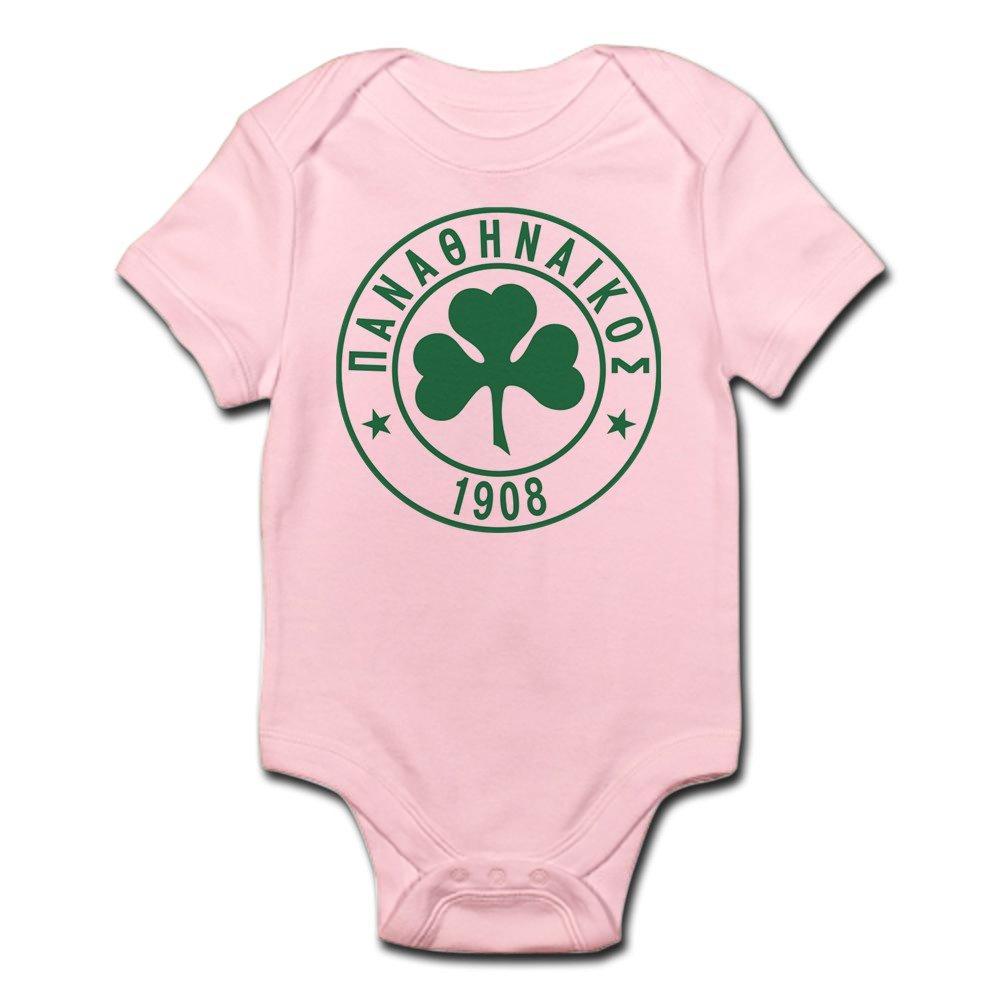 CafePress - Panathinaikos.Png - Cute Infant Bodysuit Baby Romper