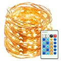 TaoTronics LED String Lights, TT-SL038 Holiday Lights