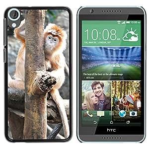 Cas Coq Case Cover // M00107280 Mono Animal Zoo Fauna Mamífero // HTC Desire 820