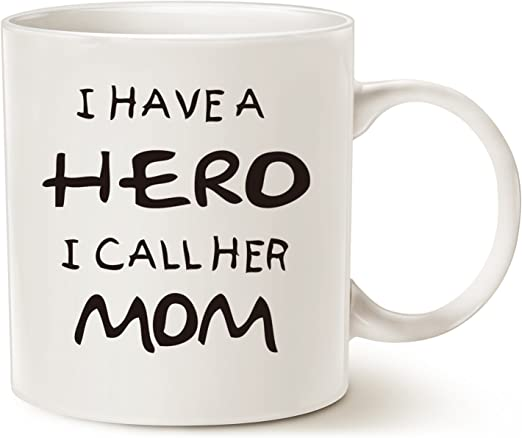 MOTHERS DAY MUMMY MUM YOUR AWESOME FINE CHINA COFFEE MUG NEW IN GIFT BOX