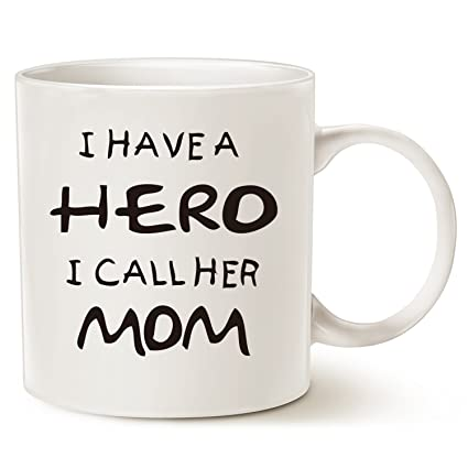 MAUAG Mothers Day Gifts For Mom Coffee Mug