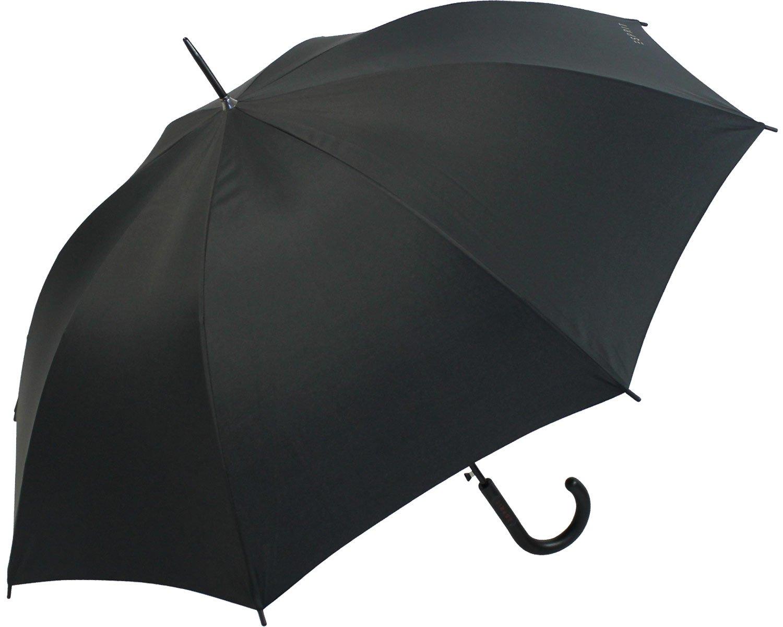 Esprit - Parapluie cannes, basic, 105cm - Noir