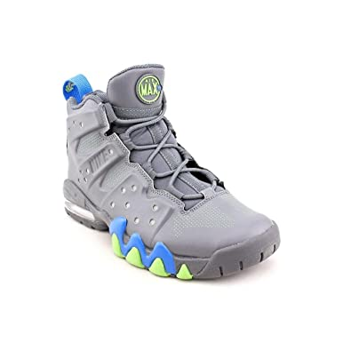 promo code a1acc e7d36 Amazon.com   NIKE Air Max Barkley Mens Basketball Shoes 488119-010 Dark  Grey 8 M US   Basketball