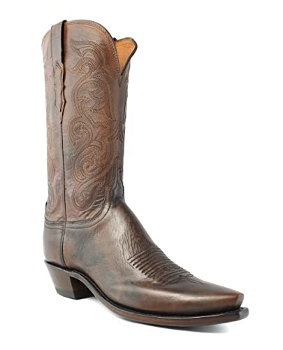 ed9e0c6832f Amazon.com | Lucchese N4769.54 Annie Womens Antique Pearwood Leather ...