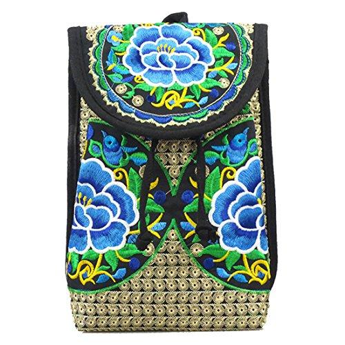 Partiss - Bolso mochila  para mujer 4