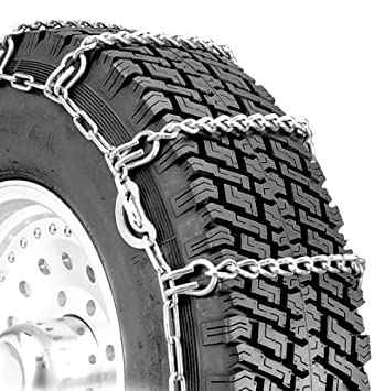 Security Chain Company QG2219CAM Quik Grip Light Truck Type CAM LSH Tire Traction Chain, Set of 2