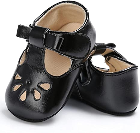 Baby Infant Kids Girl boys Soft Sole Crib Toddler Soft Newborn Sandals Shoes
