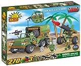 COBI Small Army Rocket Launcher, 270 Piece Set, Baby & Kids Zone