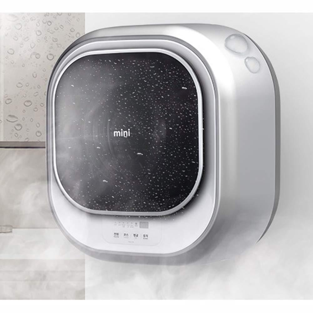 Amazoncom Daewoo Dwd 03mblc Wall Mounted Mini Drum Washing