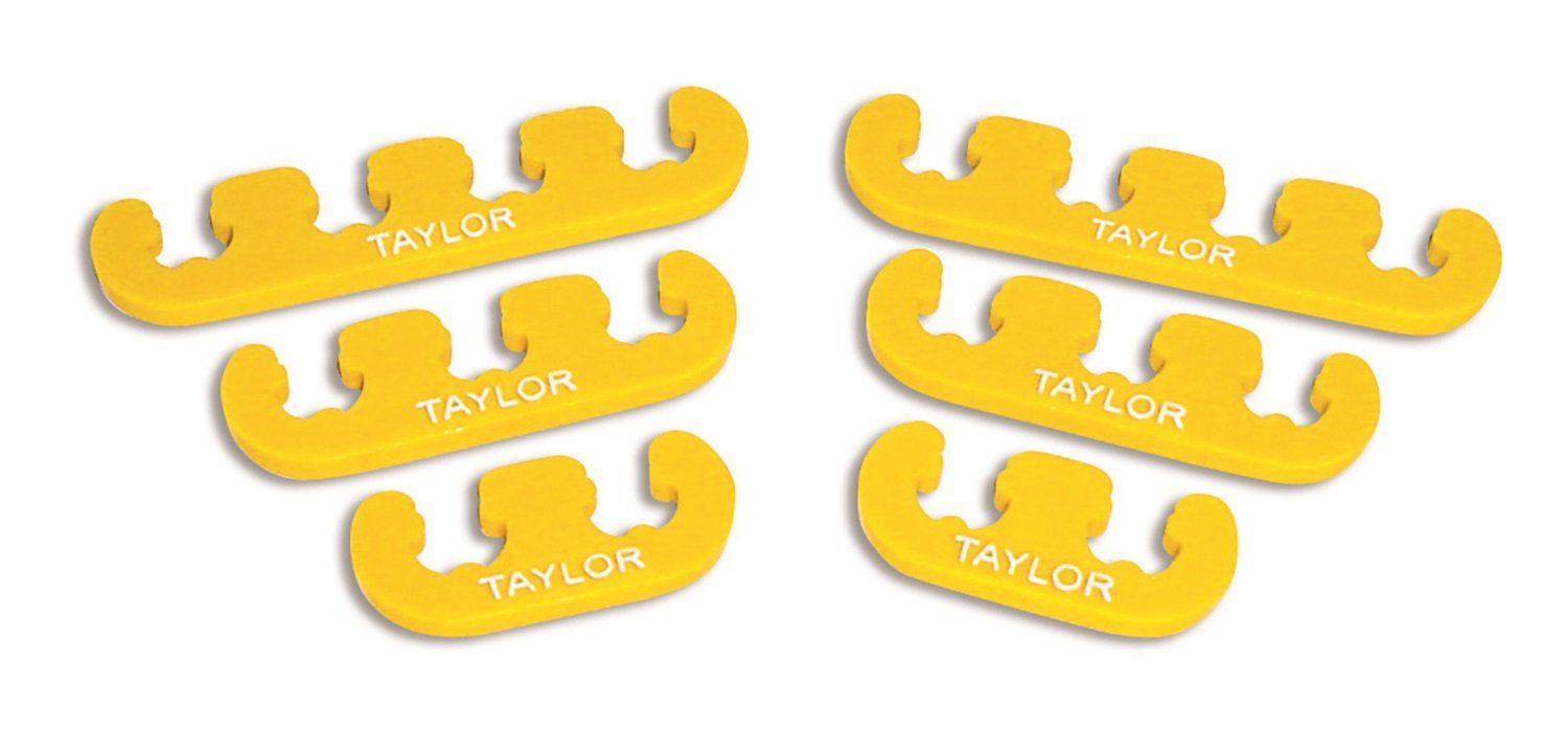 Taylor Cable 42840 Yellow Clip-On Wire Separator Kit