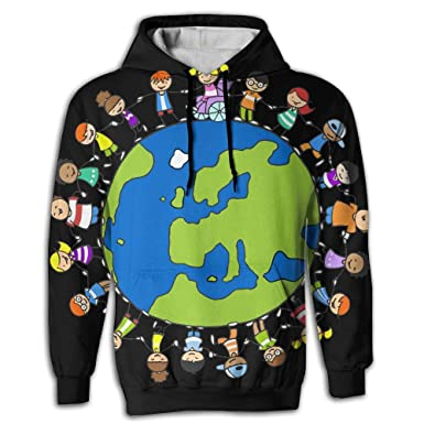 World map family earth mens all over print sweatshirt pullover world map family earth mens 3d printed sweatshirt pullover hoodie fricstar gumiabroncs Gallery