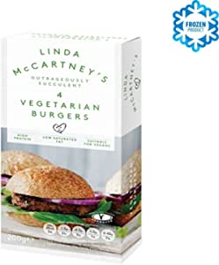 LINDA McCARTNEY Hamburguesas Vegetarianas 200g ...