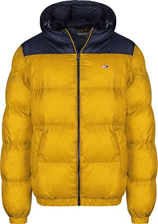 Tommy Hilfiger Men S Puffer Jacket With Down Fill Classics