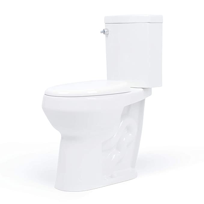 5. Convenient Height 20 Inch Height Toilet Bowl