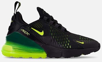 reputable site 8733b 08089 Amazon.com: Nike Air Max 270 (gs) Big Kids 943345-011 Size 4 ...