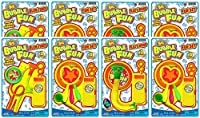 Ja-Ru Fun Bubbles Assorted Bundle Pack, 10""