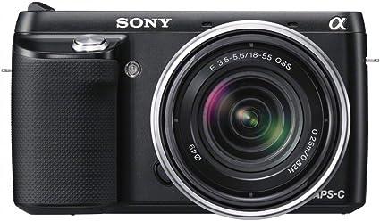 Sony Nex F3kb Systemkamera 3 Zoll Inkl Sel 18 55mm Kamera