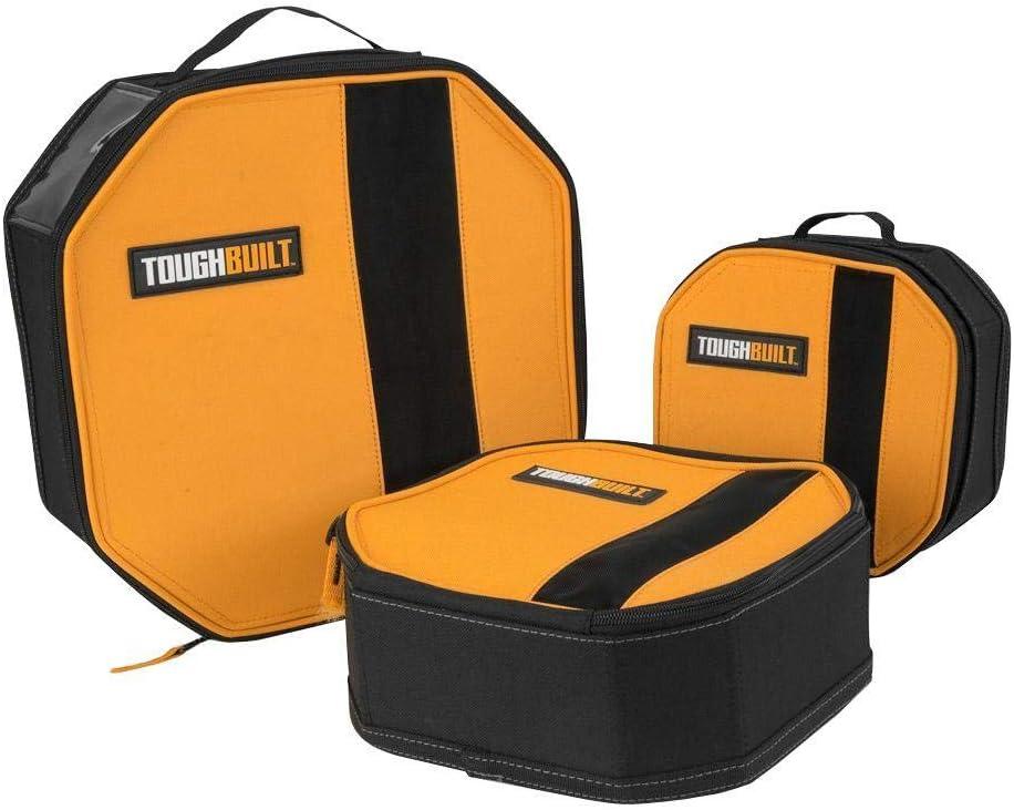 Pack von 3 ToughBuilt tou-192-c Octagon Tool Mate