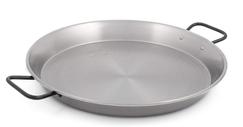 Garcima - Paellera pulida induccion 2 r. 34cm