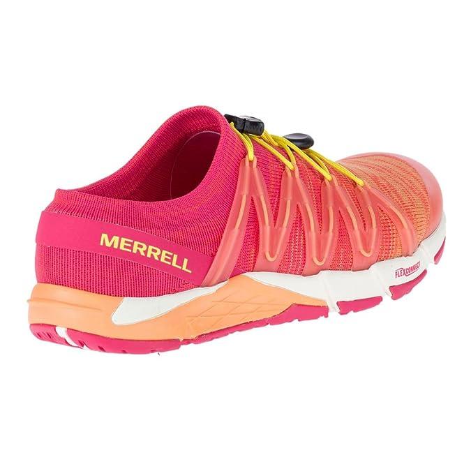 Merrell Bare Access Flex Knit Women's Trail Laufschuhe - SS18-38.5 N4Zu4qyJ