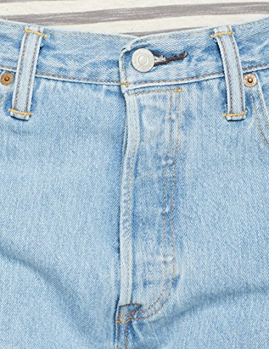 Jeans Fit Para light Levi's 0113 Hombre 501 In Original Azul Broken EqROntSO