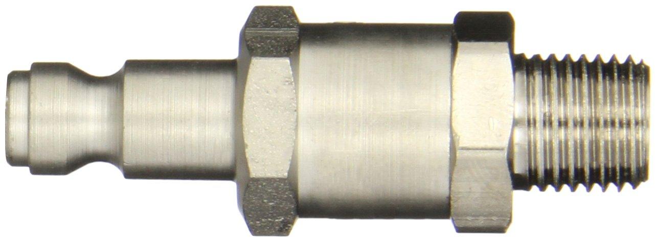FilterPlugTM 1//4 Body Size with 1//4 Male NPT Coilhose Pneumatics 1601LF Automotive Interchange Filtering Connector