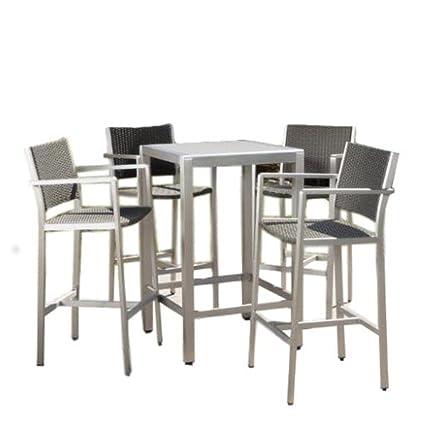 Amazon.com: Patio Furniture For Apartment Balcony Set Lawn ...