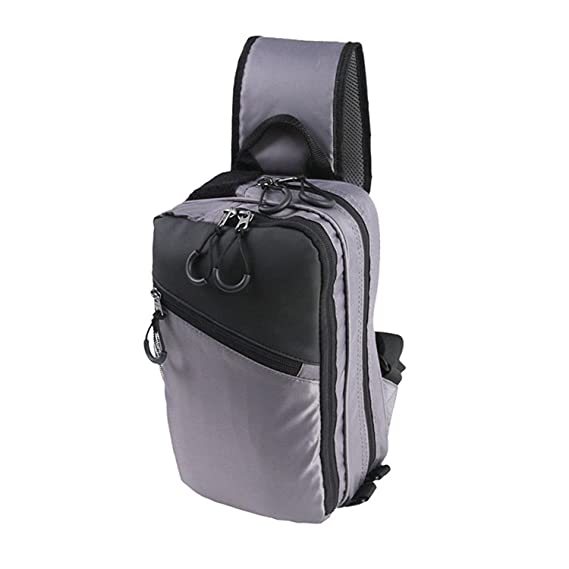 M MaximumCatch Fly Sling Fishing Backpack