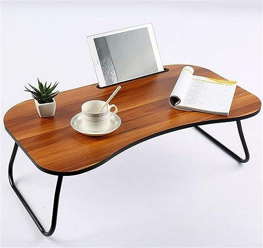 JKL-Bases de portátiles Escritorio de dormitorio de mesa portátil ...
