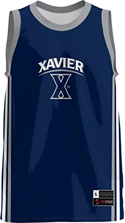 7a743f836ae ProSphere Xavier University Boys' Replica Basketball Jersey - Classic FFAA