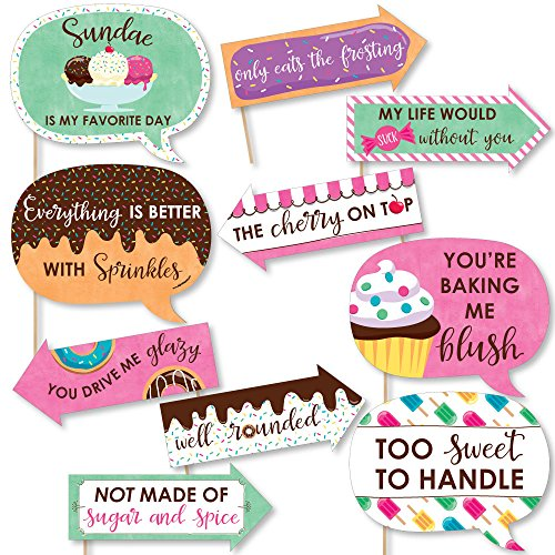 Funny Sweet Shoppe - Candy and Bakery Birthday
