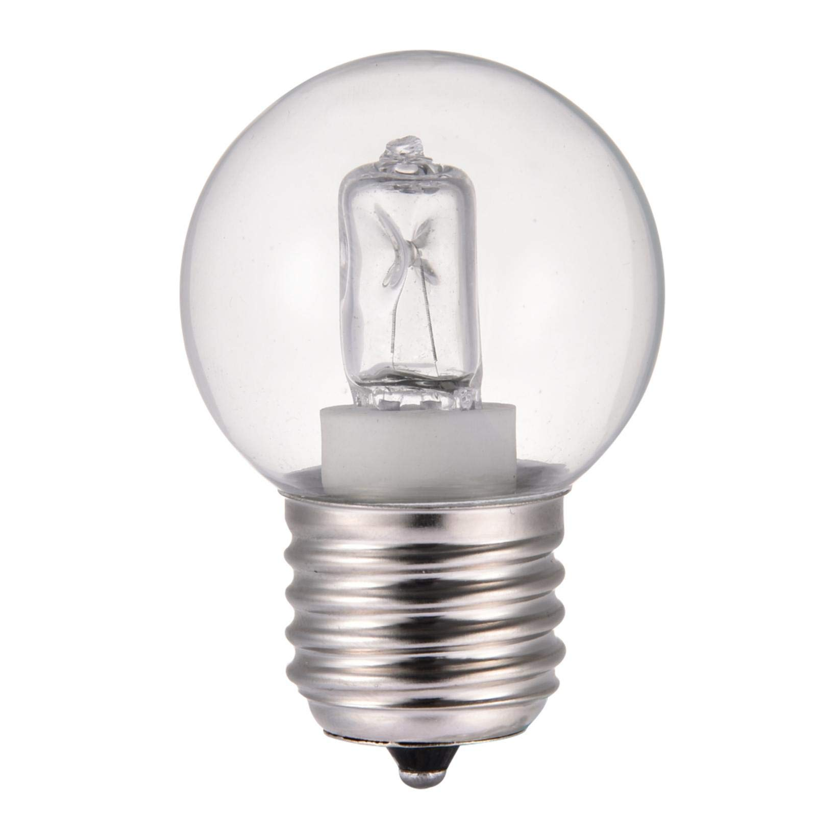 Betteros Oven Bulbs 40W Warm White Bulb Small Screw E27 Base, up to 500 Degrees, Microwave/Oven Lamp Light Bulbs