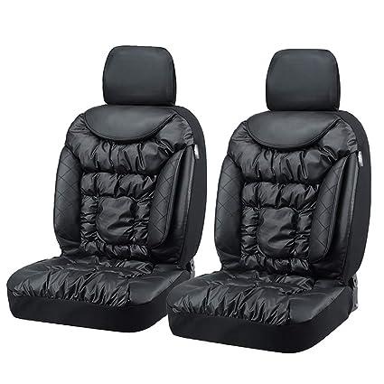 Big Ant Seat Covers Unique Comfortable Leatherette Car With 2 Detachable Headrests