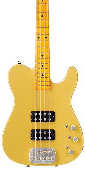 G & L antisatélite bajo eléctrico Guitarra Guitarra Rubio: Amazon.es ...