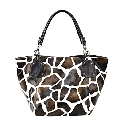 FASH Animal Print Handbag