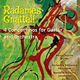 4 Concertinos for Guitar and Orchestra
