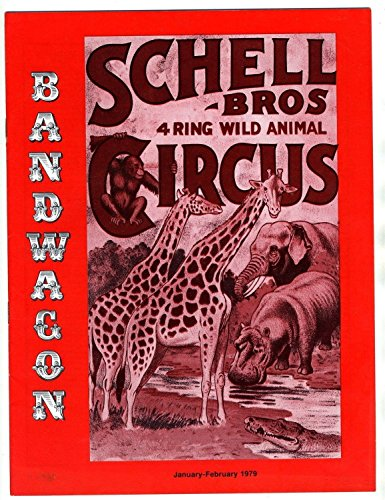 Sparks Circus - BANDWAGON Journal of the Circus Historical Society Jan 1979 Sparks Circus 1927