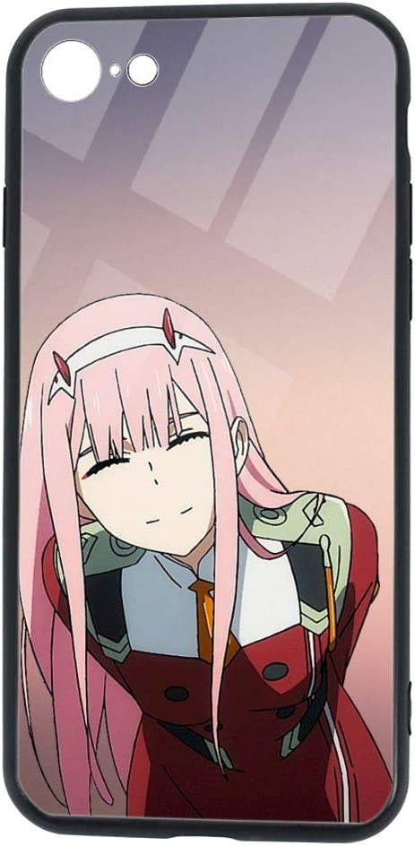 Darling in The Franxx Case for iPhone 7 8 Case TPU ... - Amazon.com
