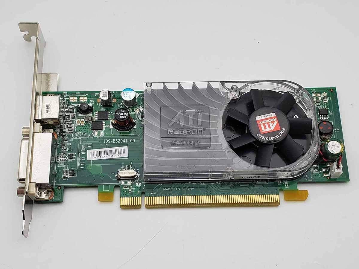 Amazon.com: DELL 0 X 398d ATI Radeon HD3450 256 MB DVI PCI-E ...