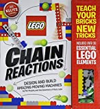 Books : Klutz LEGO Chain Reactions Craft Kit
