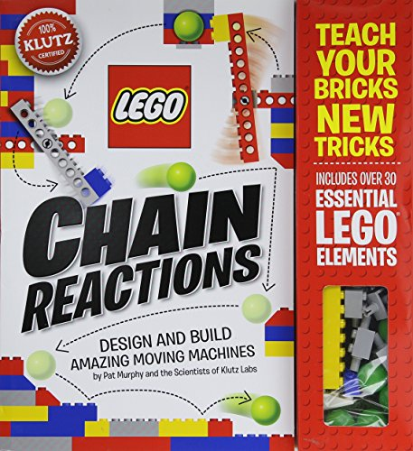Klutz LEGO Chain Reactions Craft (Fun 4 The Brain.com)