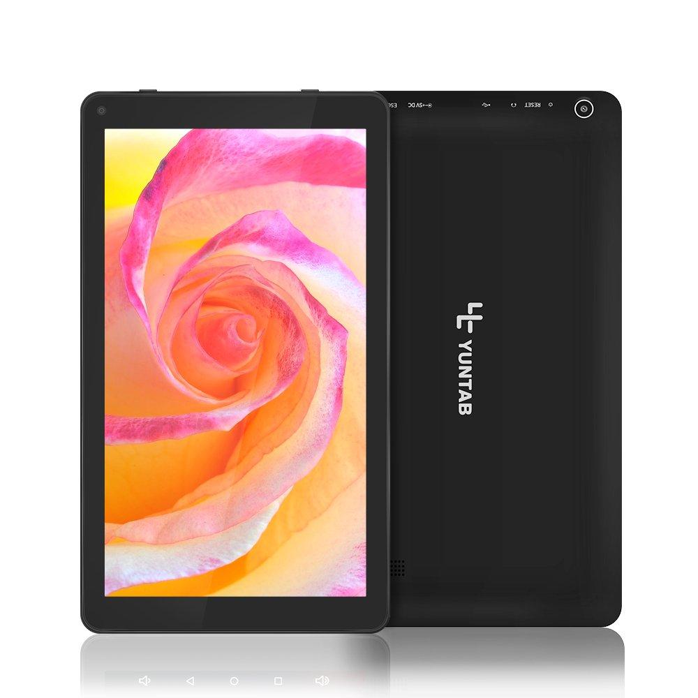 Yuntab D102 Tableta PC da 10.1 pulgada Android 6.0 HD 1024 *600 Allwinner A33 CortexTM-A7 Bluetooth 4.0 Apoyo 3D Juegos Chrome Lite Navegador mercado de ...