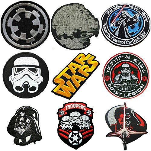 iron on patch star wars - 8